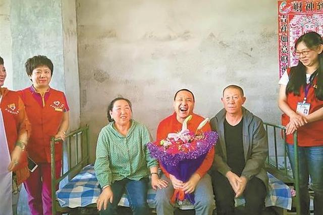 漫漫回家路:十年三千公里 市救助管理站为流浪汉找到家