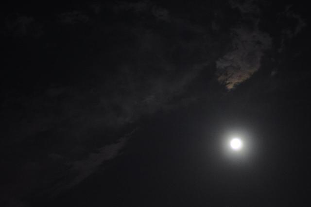 中秋假期深圳天气多云有阵雨 中秋夜可见月亮