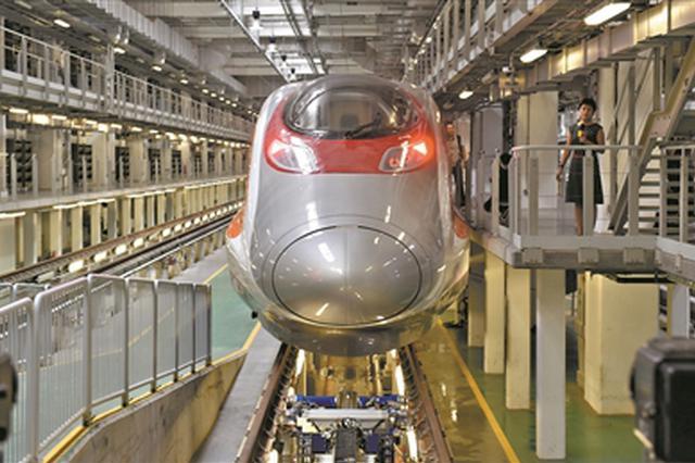 广深港高铁明日全线贯通 香港进入高铁时代