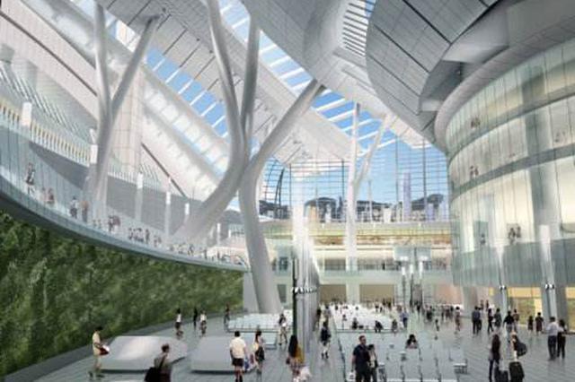 香港西九龙站口岸客流量突破8万人次创新高