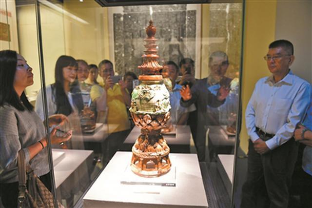 169件大唐文物惊艳亮相深圳 展出12件国家一级文物