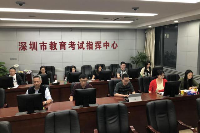 深圳研究生全国首推在线报考 选择在深报考数同比增加50%