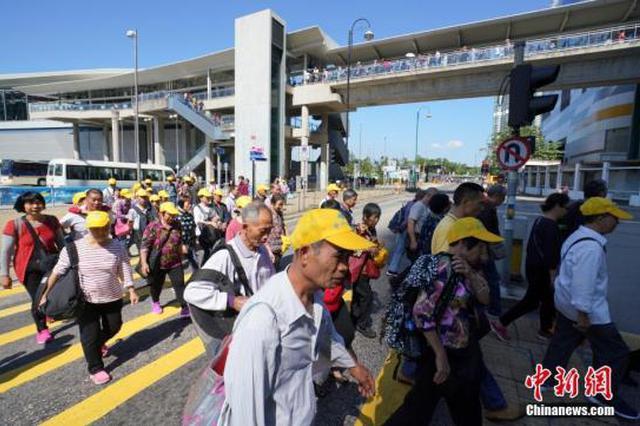香港将成立旅游业监管局 惩处强迫购物等不良行为