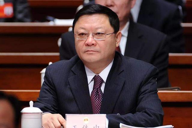 广东省委常委班子调整 深圳市委书记王伟中任广东省副书记