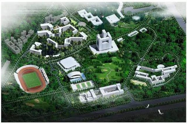 深圳大学西丽校区建设工程(二期)项目开工 共16栋建筑