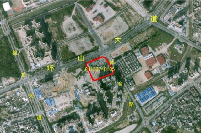 坪山23.34亿元出让一宗商业用地 将建设高300米以上建筑