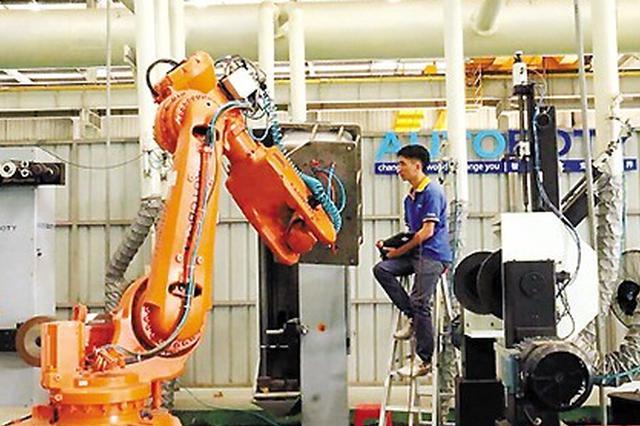 深圳成全国机器人产业链最完整城市 行业产值已过千亿