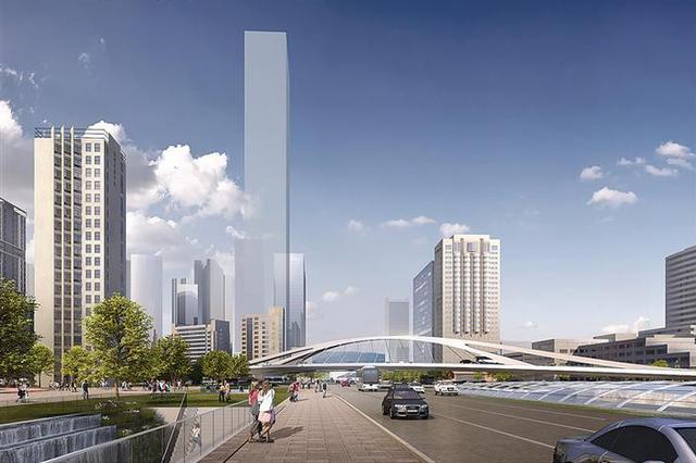 黄木岗立交桥今日开拆 黄木岗综合交通枢纽2022年建成通车
