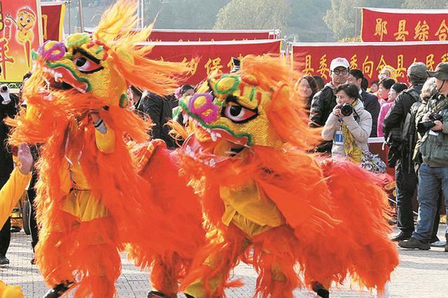 """?#33322;?#26399;间南山区将举办20场活动贺新春 让市民共享""""文化年"""