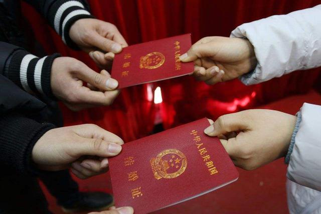 2019年情人节香港343对新人注册结婚 创5年来新高