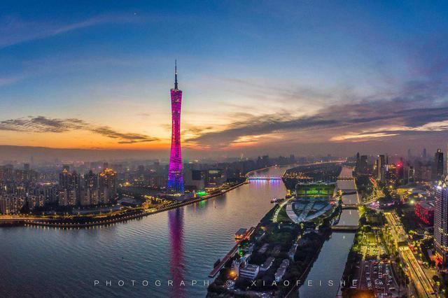 珠三角9市去年经济成绩单:广深领头 佛莞迈向万亿城市