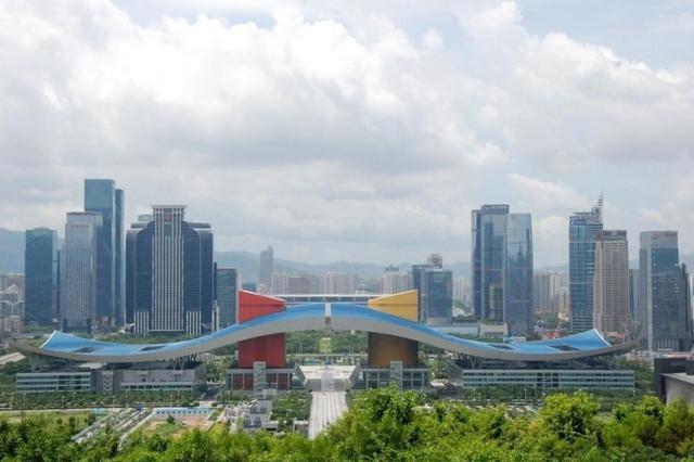 深圳GDP首次超越香港 成粤港澳大湾区经济总量第一城