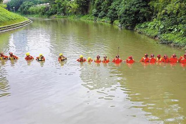 短时极端强降水致深圳部分区域受灾 遭淹溺10人死亡1人失联