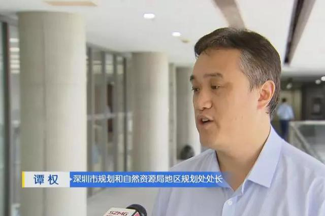 辟谣 市规划和自然资源局:深圳并无计划建超高摩天大楼