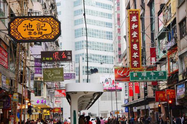 香港一店铺装10多个监控仍被盗窃 店主感到很无奈