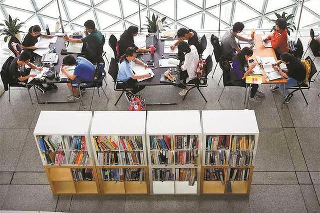 图书馆之城系列活动启动 深圳最勤快读者一年借阅1500册书