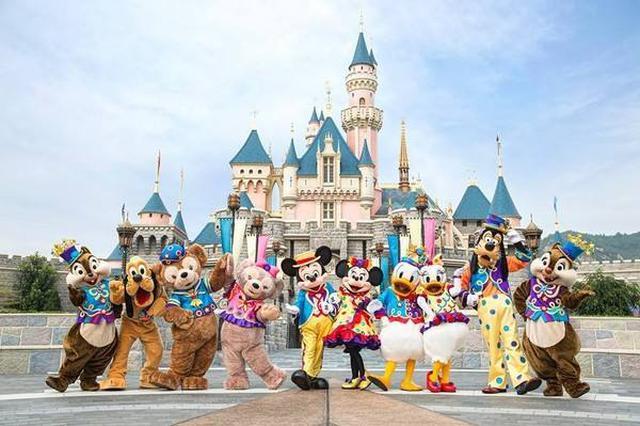 香港迪士尼门票涨价 一日标准门票加至639港元