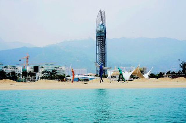 大梅沙海滨公园4月30日起重开 实行免费预约入园管理模式