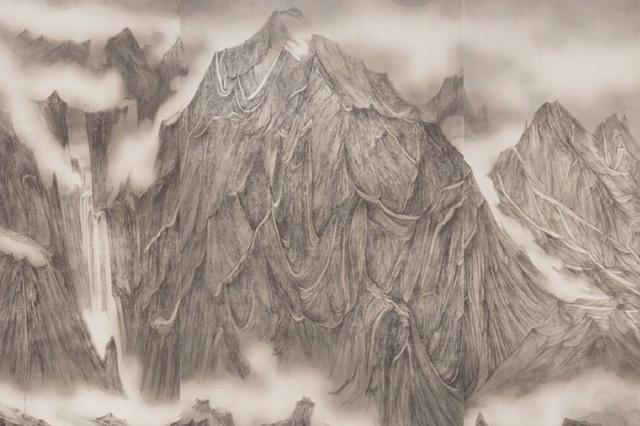 笔墨的坚守与东方精神——山水画中看历史