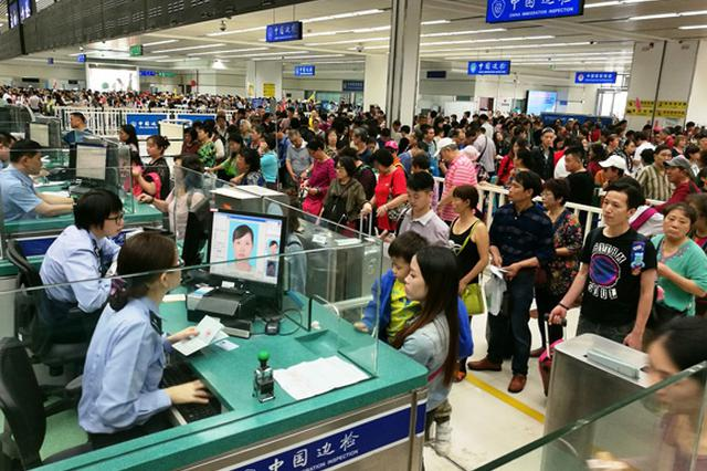 深圳口岸端午逾210万人次出入境 返程高峰将持续到9日21时
