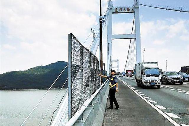 """通车22年虎门大桥将""""体检"""" 19日和20日晚东莞方向全封闭"""