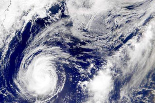 深圳发布台风白色预警信号 预计2日至4日有大雨到暴雨