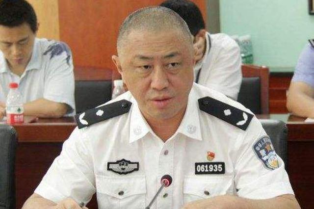 深圳市龙华区副区长、公安分局局长井亦军被查