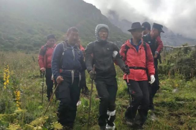 深圳男子违规穿越景区遇险 被开3千元有偿救援罚单