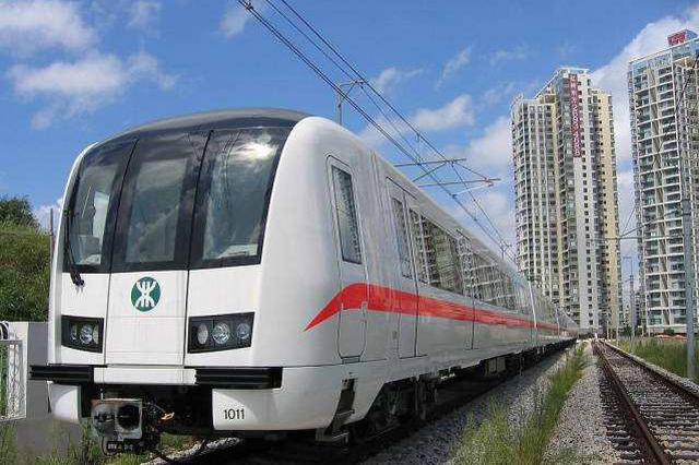 地铁5号线二期预计9月28日开通 前海即将迎来地铁时代