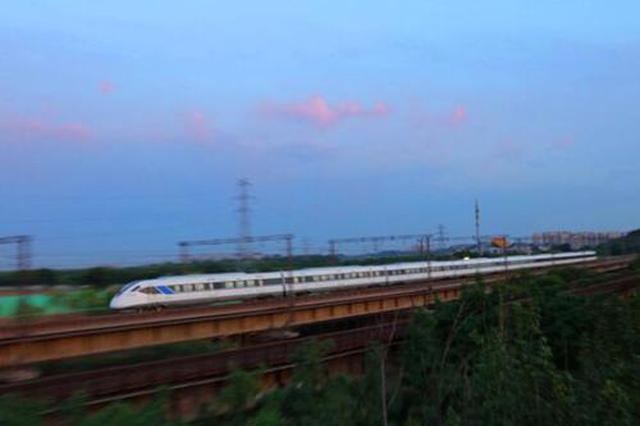 深圳人有望搭乘高铁直达云南 昆深高铁进入前期招标工作