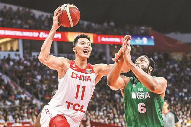 中国男篮不敌尼日利亚错失奥运直通资格 易建联独砍27分