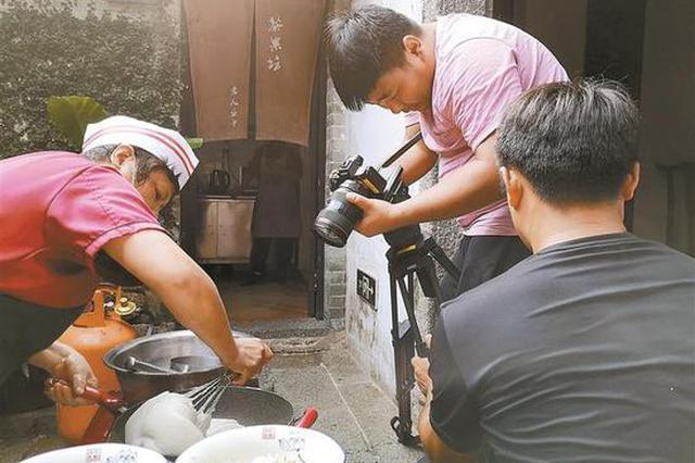 """央视《味道》栏目组走进大鹏 寻找深圳人的""""家乡味"""""""