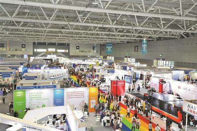 深圳国际会展中心迎来首展 宝博会打造宝安产业年度盛会