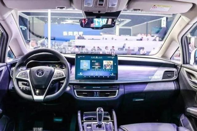盘点智能网联汽车 比亚迪DiLink领先行业