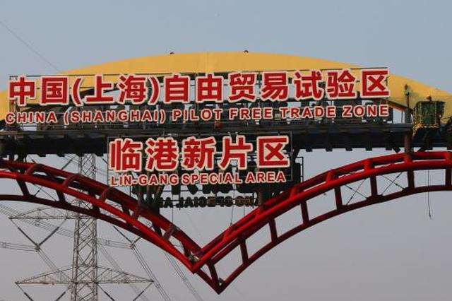 临港新片区产业地图发布 7个重大项目落地