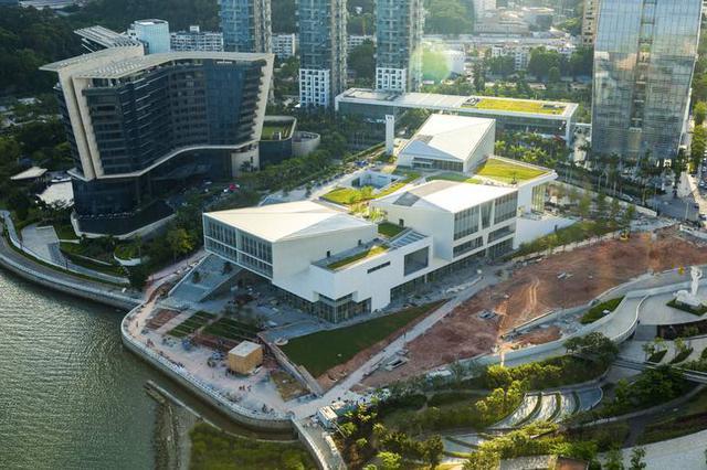 深圳中心区将添文化新地标 深圳文学艺术中心项目即将启动