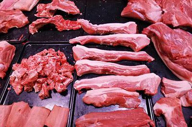 我市猪肉价格上月止涨回落 深圳CPI环比下降0.2%