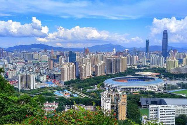 深圳全市均为低风险地区 快递外卖可亮码测温进小区