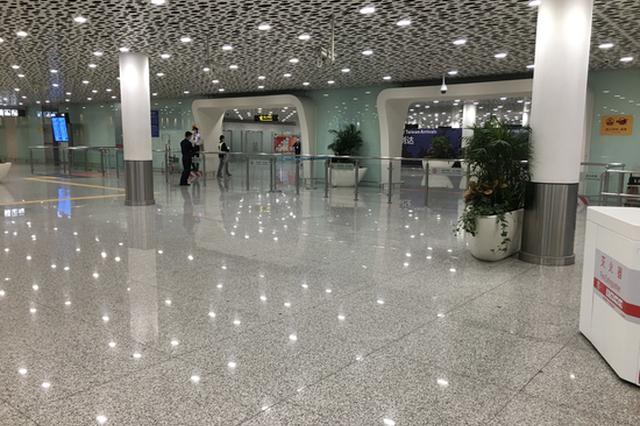 宝安国际机场境外抵深旅客专车运离机场 国内到达旅客请放心