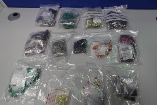 """合作伙伴""""杀熟""""盗窃 警方2小时破获252万余元珠宝失窃案"""