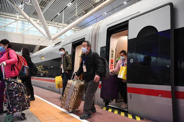 华为返岗员工讲述一家三口从湖北荆州返深历程