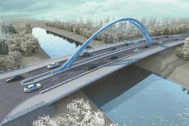 去红树林公园又将多条近道 福田将建一座景观桥跨新洲河