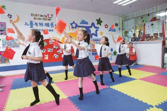 深圳儿童关爱服务资源地图昨发布 1500多个服务点均可找到
