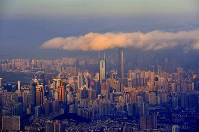 城市证书数量 深圳位居第一