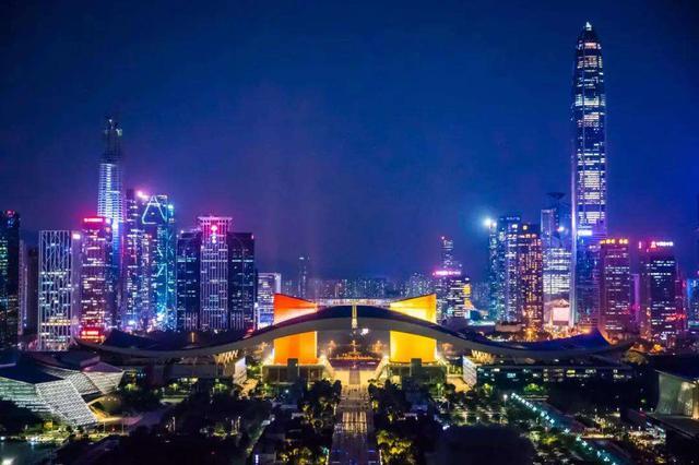 深圳夜经济居全国榜首 活跃度仍在提升