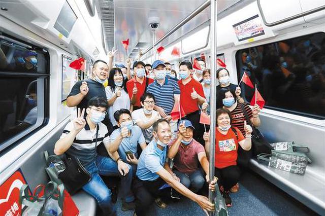 地铁10号线计划8月开通运营 从平湖到福田口岸仅需51分钟