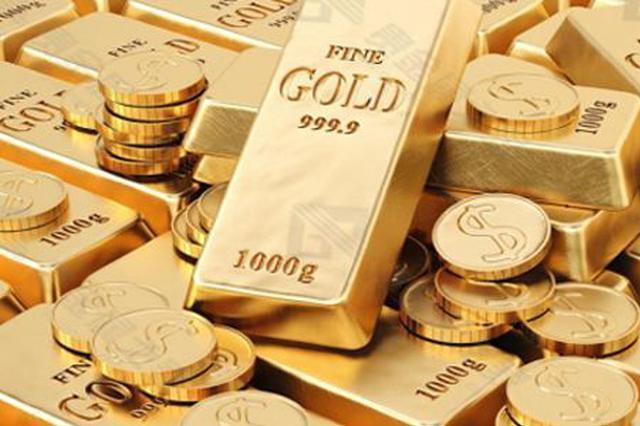 金价史上第二次突破1900美元大关 深圳黄金饰品达555元/克
