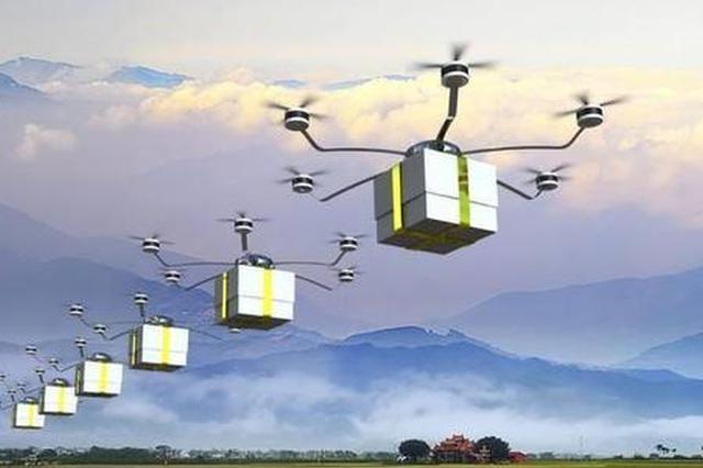无人机送外卖明年或成真 美团在深圳测试无人机配送
