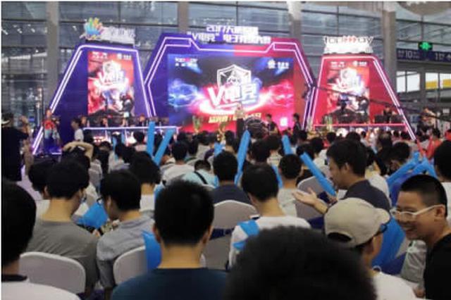 国际时尚电玩节移师华强北 将吸引近百家动漫游戏企业及潮玩品