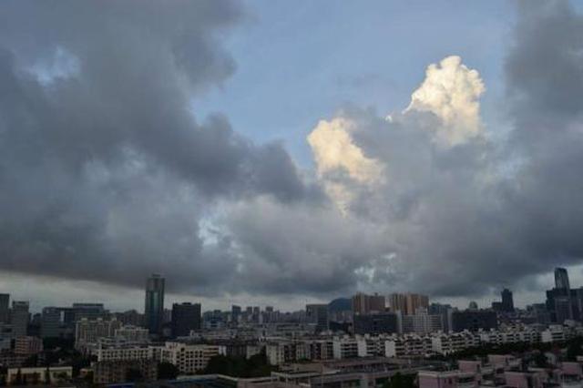 深圳受弱冷空气影响 23日至25日早晚清凉